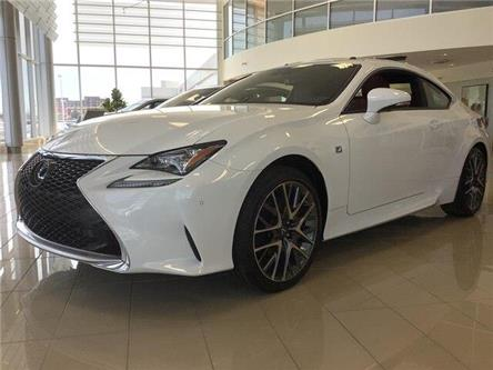 2018 Lexus RC 350 Base (Stk: 1483) in Kingston - Image 1 of 28