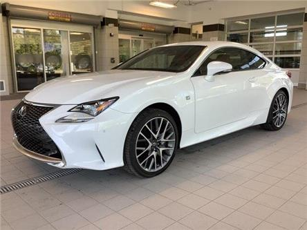 2018 Lexus RC 350 Base (Stk: 1441) in Kingston - Image 1 of 29