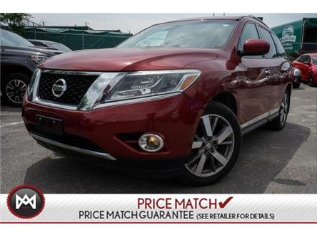 2013 Nissan Pathfinder Platinum (Stk: SK532A) in Ottawa - Image 1 of 24