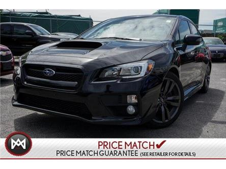 2017 Subaru WRX Sport-tech (Stk: SK652A) in Ottawa - Image 1 of 22
