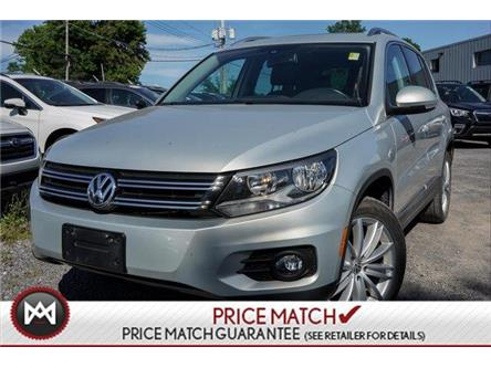 2014 Volkswagen Tiguan Highline (Stk: SK772A) in Ottawa - Image 1 of 21