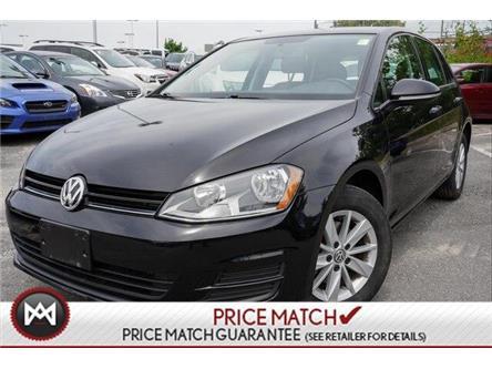 2016 Volkswagen Golf 1.8 TSI Comfortline (Stk: P2108A) in Ottawa - Image 1 of 19