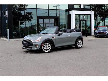 2017 MINI Convertible Cooper (Stk: P1740) in Ottawa - Image 1 of 23