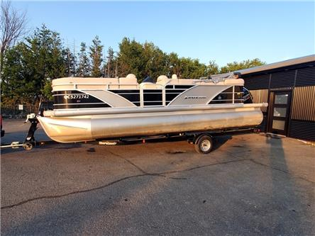 2013 LEGEND PLATINUM PONTOON BOAT PLATINUM (Stk: 5737) in Stittsville - Image 2 of 22