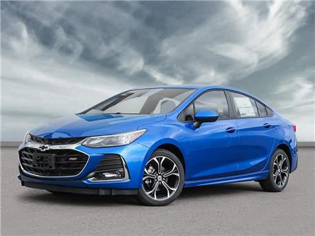 2019 Chevrolet Cruze LT (Stk: 9137632) in Scarborough - Image 1 of 23