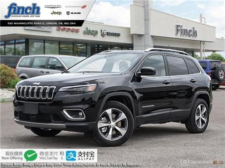 2019 Jeep Cherokee Limited (Stk: 89072) in London - Image 1 of 24