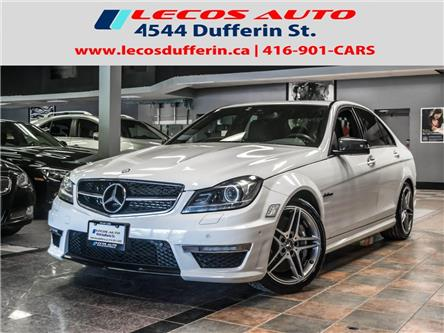 2012 Mercedes-Benz C-Class Base (Stk: 599474) in Toronto - Image 1 of 30