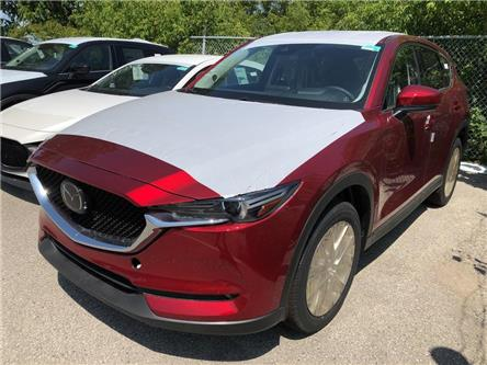 2019 Mazda CX-5 GT w/Turbo (Stk: 82249) in Toronto - Image 1 of 5