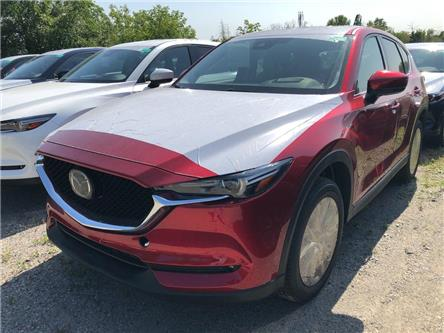 2019 Mazda CX-5 GT w/Turbo (Stk: 82247) in Toronto - Image 1 of 5