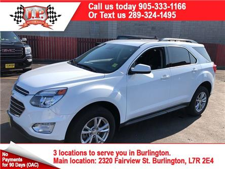 2017 Chevrolet Equinox LT (Stk: 47407) in Burlington - Image 1 of 25