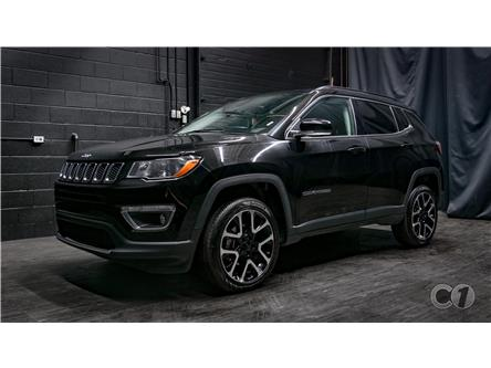 2018 Jeep Compass Limited (Stk: CT19-323) in Kingston - Image 2 of 35