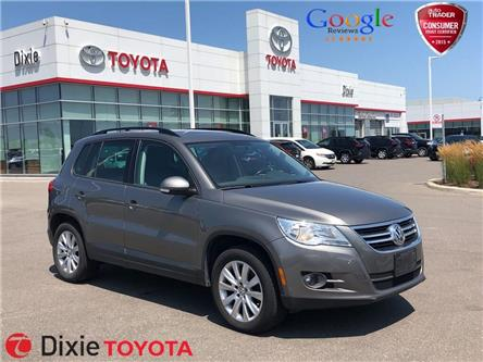 2011 Volkswagen Tiguan 2.0 TSI (Stk: D191962A) in Mississauga - Image 1 of 18