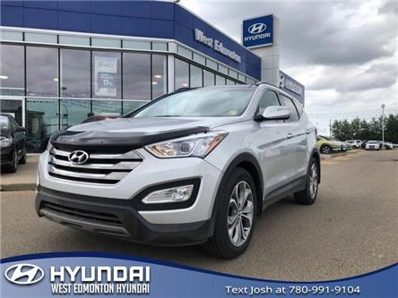 2014 Hyundai Santa Fe Sport  (Stk: P1028) in Edmonton - Image 1 of 27