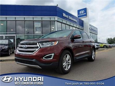 2016 Ford Edge SEL (Stk: P1033) in Edmonton - Image 1 of 22