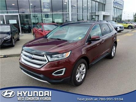 2016 Ford Edge SEL (Stk: P1033) in Edmonton - Image 2 of 22
