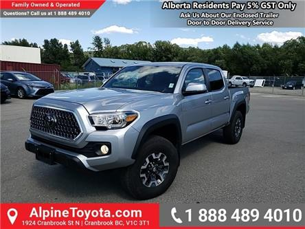 2019 Toyota Tacoma TRD Off Road (Stk: X166025M) in Cranbrook - Image 1 of 24