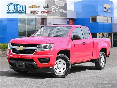 2016 Chevrolet Colorado WT (Stk: 2948037A) in Toronto - Image 1 of 27