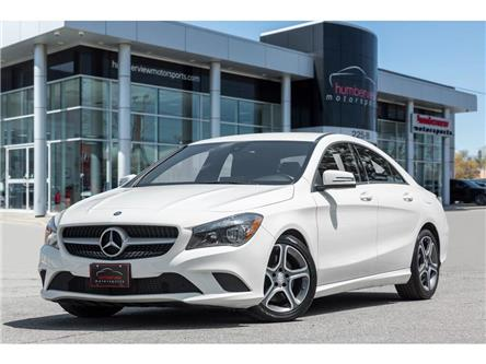 2015 Mercedes-Benz CLA-Class Base (Stk: 19HMS665) in Mississauga - Image 1 of 20