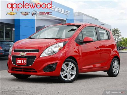 2015 Chevrolet Spark 1LT CVT (Stk: 7532TU) in Mississauga - Image 1 of 27