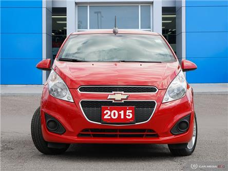 2015 Chevrolet Spark 1LT CVT (Stk: 7532TU) in Mississauga - Image 2 of 27