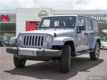 2018 Jeep Wrangler JK Unlimited Sahara (Stk: P7414) in Etobicoke - Image 1 of 26