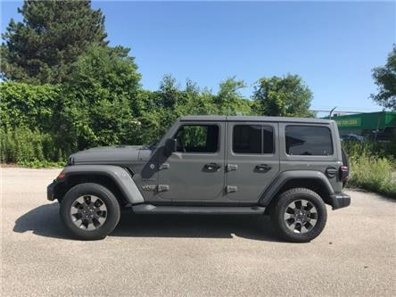 2019 Jeep Wrangler Unlimited Sahara (Stk: W18706) in Newmarket - Image 2 of 21