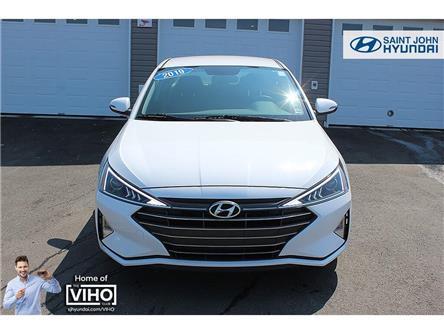 2019 Hyundai Elantra  (Stk: U2246) in Saint John - Image 2 of 18