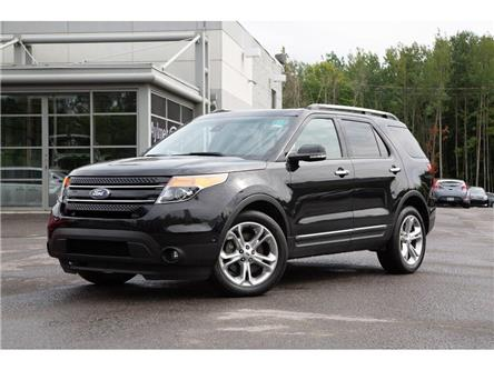 2015 Ford Explorer Limited (Stk: 19009A) in Gatineau - Image 1 of 30