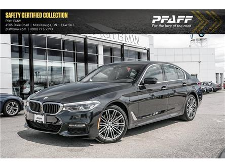 2017 BMW 530i xDrive (Stk: 21657A) in Mississauga - Image 1 of 22
