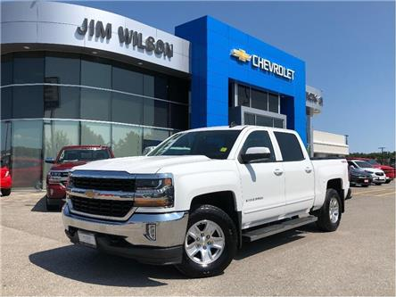2017 Chevrolet Silverado 1500  (Stk: 2019701A) in Orillia - Image 1 of 20