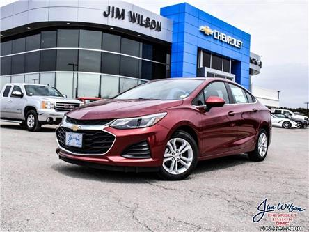 2019 Chevrolet Cruze LT (Stk: 2019250) in Orillia - Image 1 of 26