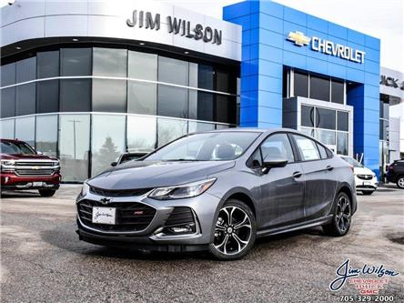 2019 Chevrolet Cruze LT (Stk: 2019248) in Orillia - Image 1 of 27