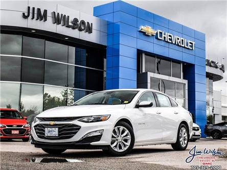 2019 Chevrolet Malibu LT (Stk: 2019342) in Orillia - Image 1 of 25