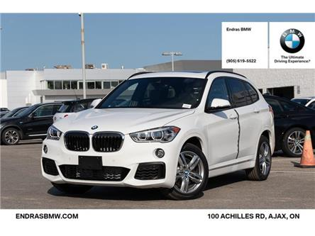 2019 BMW X1 xDrive28i (Stk: 12947) in Ajax - Image 1 of 20