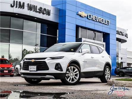 2019 Chevrolet Blazer 3.6 True North (Stk: 2019383) in Orillia - Image 1 of 28