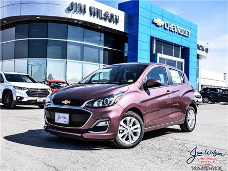 2019 Chevrolet Spark 1LT CVT (Stk: 2019453) in Orillia - Image 1 of 24