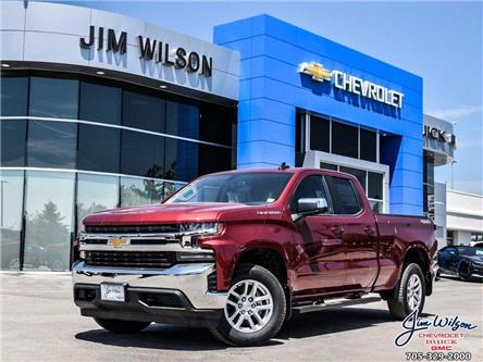 2019 Chevrolet Silverado 1500 LT (Stk: 2019505) in Orillia - Image 1 of 23