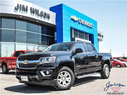 2019 Chevrolet Colorado LT (Stk: 2019519) in Orillia - Image 1 of 21