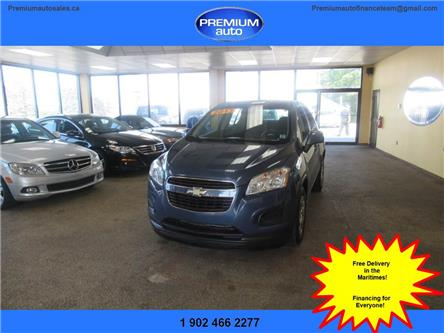2013 Chevrolet Trax LS (Stk: 213934) in Dartmouth - Image 1 of 18