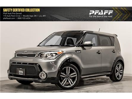 2016 Kia Soul SX Luxury (Stk: C6850A) in Woodbridge - Image 1 of 22