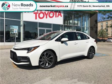 2020 Toyota Corolla XSE (Stk: 34476) in Newmarket - Image 1 of 18