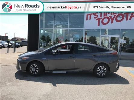 2020 Toyota Prius Prime Upgrade (Stk: 34519) in Newmarket - Image 2 of 17