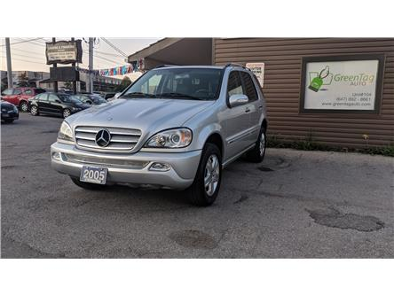 2005 Mercedes-Benz M-Class SE (Stk: 5369) in Mississauga - Image 1 of 24