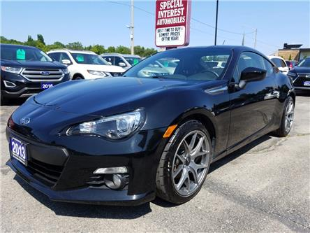 2013 Subaru BRZ Sport-tech (Stk: 611222) in Cambridge - Image 1 of 20
