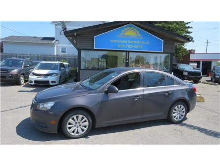 2011 Chevrolet Cruze LT Turbo (Stk: A332) in Ottawa - Image 1 of 7