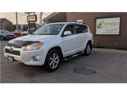 2012 Toyota RAV4 Limited (Stk: 5383) in Mississauga - Image 2 of 30