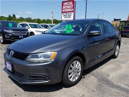 2013 Volkswagen Jetta 2.0L Comfortline (Stk: 280704) in Cambridge - Image 1 of 22