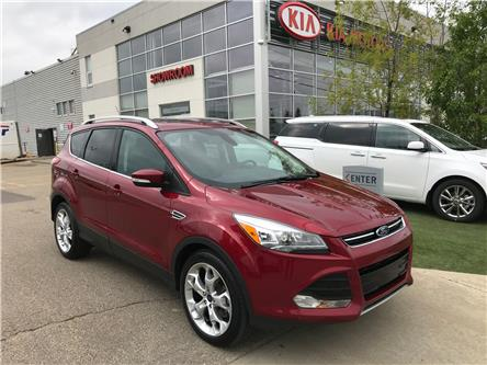 2014 Ford Escape Titanium (Stk: 20855B) in Edmonton - Image 1 of 27