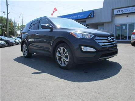 2016 Hyundai Santa Fe Sport 2.0T SE (Stk: 191202) in Kingston - Image 1 of 13