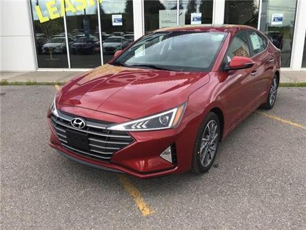 2020 Hyundai Elantra Luxury (Stk: H12198) in Peterborough - Image 2 of 19